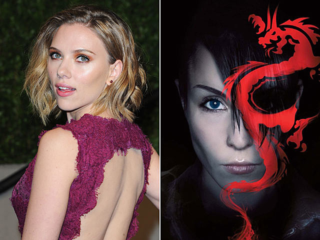Scarlett Johanson, 'Girl with the Dragon Tattoo'