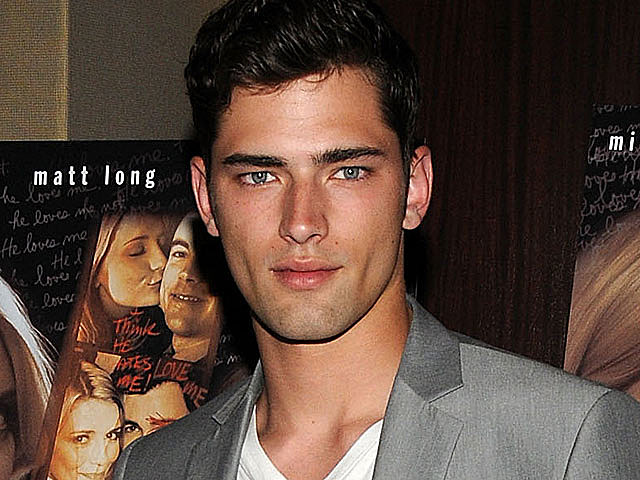 Male Model Sean O'Pry