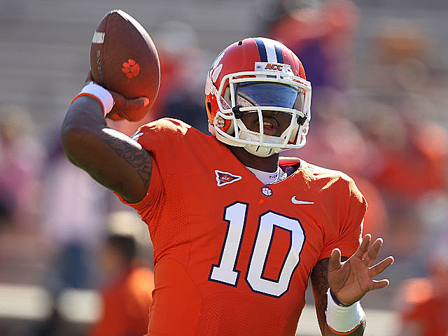 Tajh Boyd has Clemson off to its best start in 30 years.