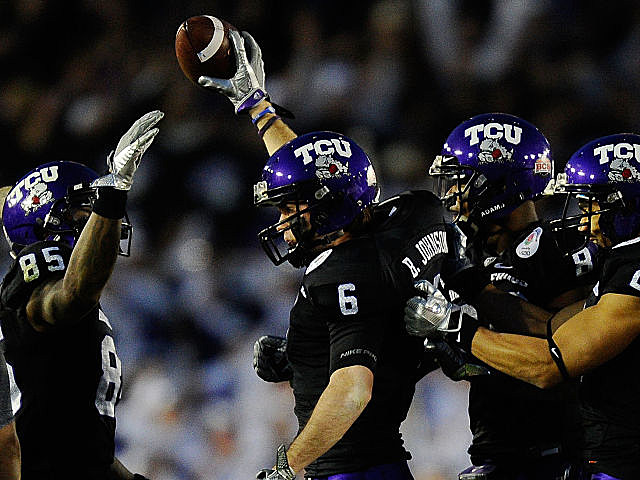 TCU could be staying close to home instead of joining the Big East.