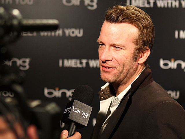 Thomas Jane, 'Hung'