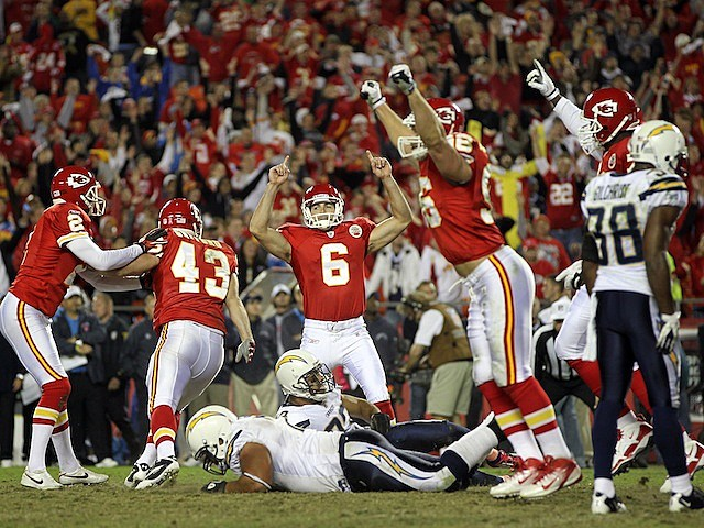 Ryan Succop Game-Winning FG