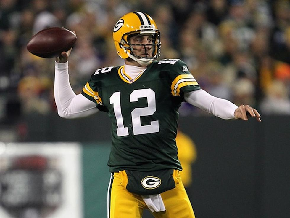 Aaron Rodgers Throws 4 TDs In Green Bay Packers 45 7 Rout Of Minnesota Vikings On Monday Night Football