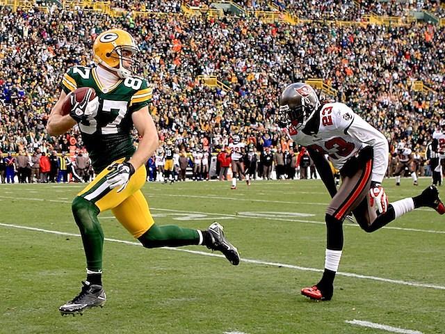 Jordy Nelson touchdown