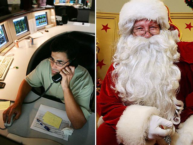 911 Santa Call
