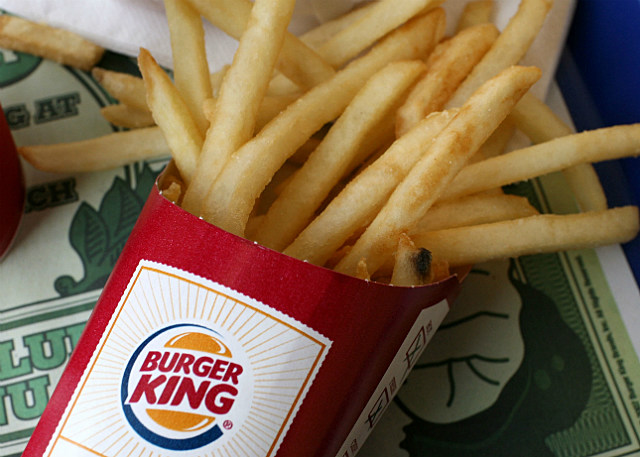Burger King french fries