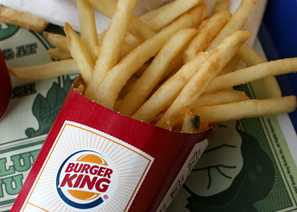 comparing fast food giants burger king Fast food restaurants and obesity [tags: cheapest meal, burger king as a new restaurant we face competition from the giants in the fast food.