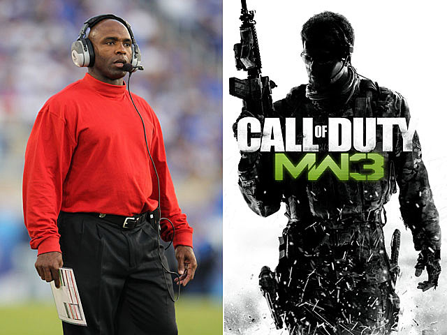 Charlie Strong, Call of Duty