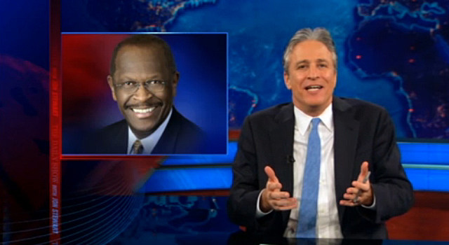 The Daily Show Herman Cain