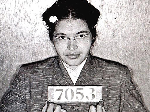 RosaParks-Booking