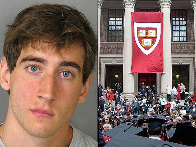 Adam Wheeler, Harvard