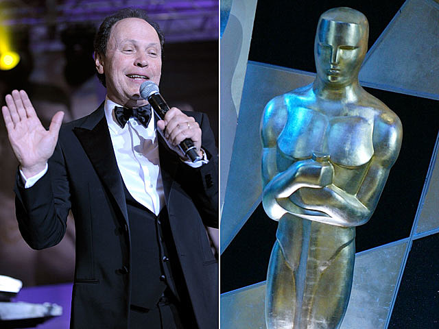 Billy Crystal hosting Oscars, Academy Awards