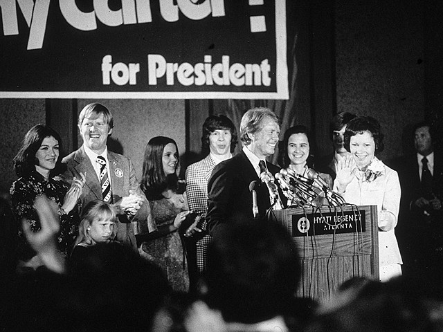 carter-election