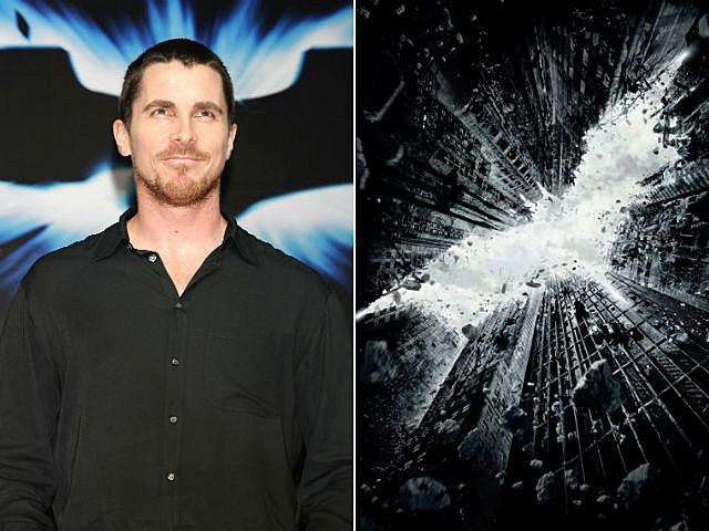 Christian Bale, 'The Dark Knight Rises'