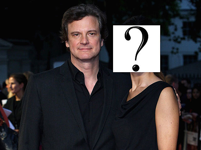Colin Firth auction