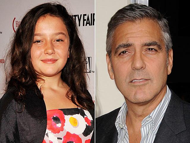 George Clooney, Amara Miller