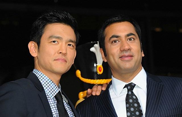 John Cho and Kal Penn
