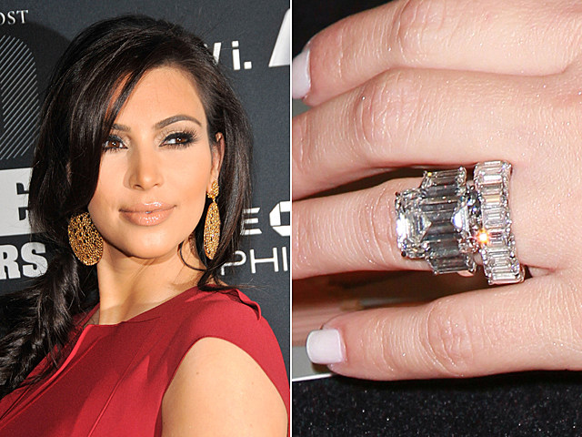 PreNup Says Kim Kardashian Can Keep Her Engagement Ring for a