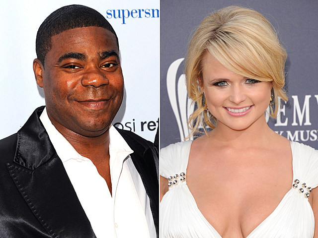 Tracy Morgan, Miranda Lambert