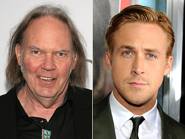 Neil Young, Ryan Gosling
