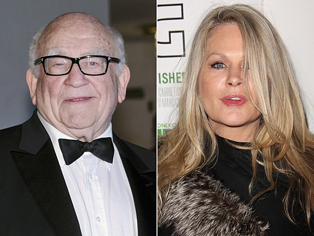 Edward Asner, Beverly D'Angelo