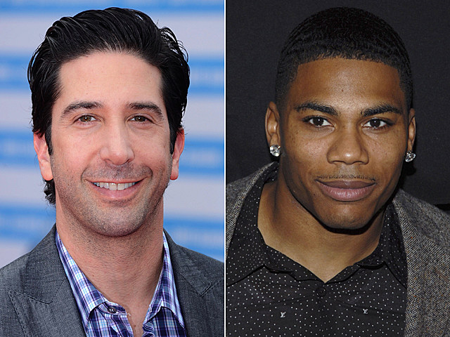 David Schwimmer, Nelly