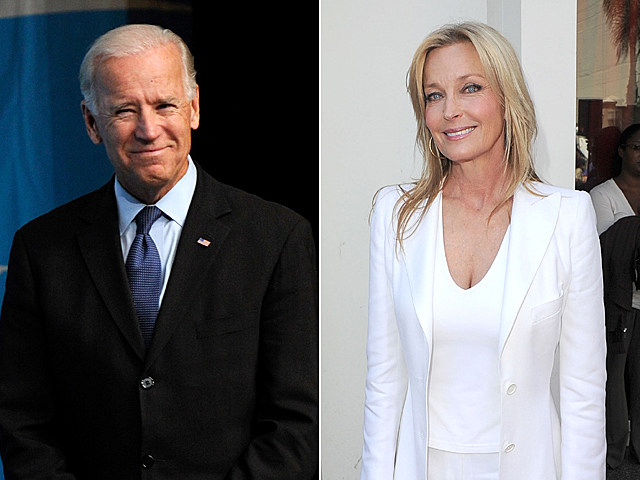 Joe Biden, Bo Derek