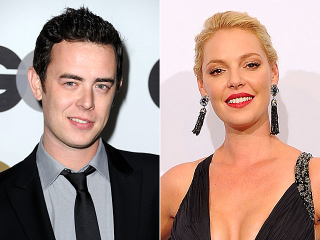 Colin Hanks, Katherine Heigl