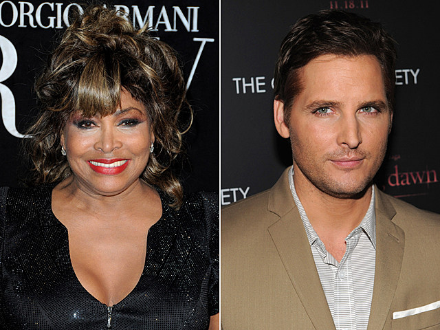Tina Turner, Peter Facinelli