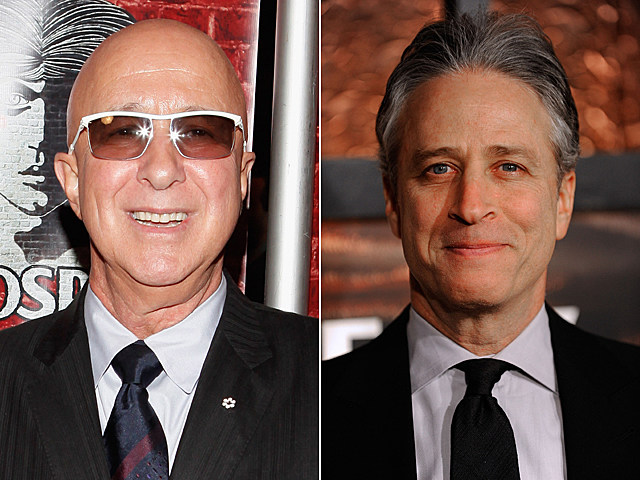 Paul Shaffer, Jon Stewart