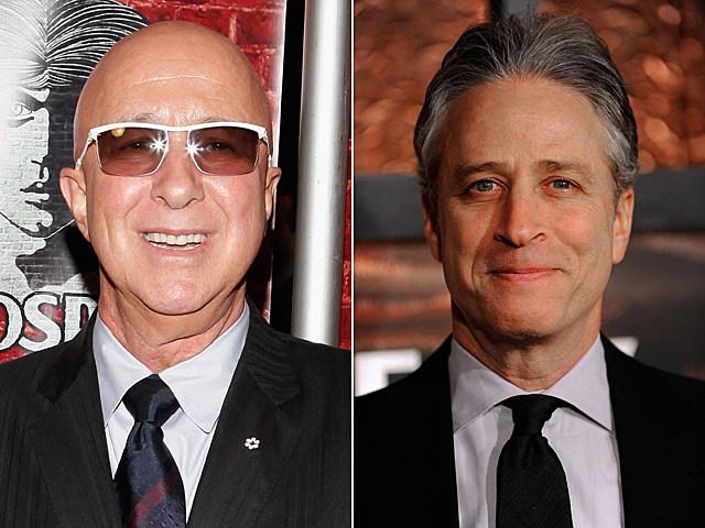 Paul Shaffer, Jon Stewart