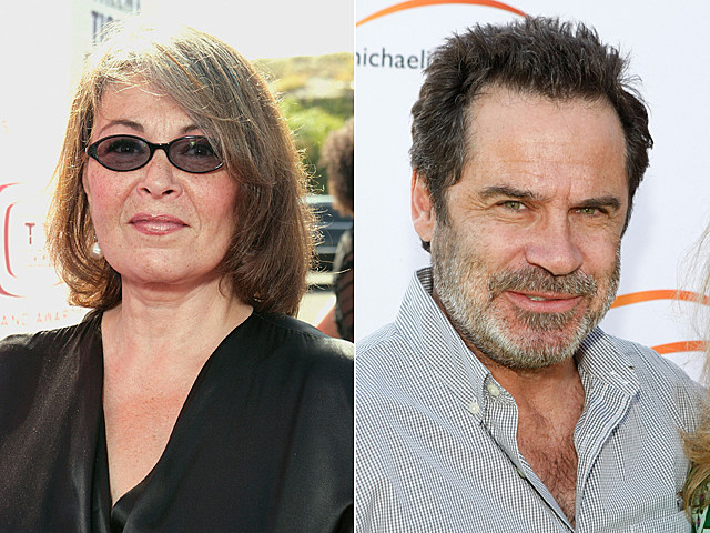 Roseanne Barr, Dennis Miller