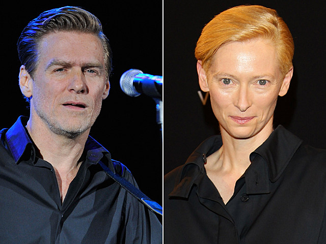 Bryan Adams, Tilda Swinton