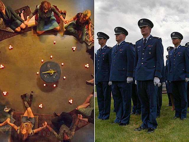 Pagan religions, Air Force Academy