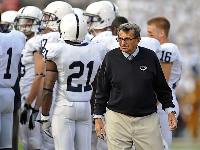 Joe Paterno could be in his final days on the Penn State sideline.