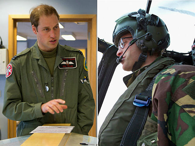 Prince William rescue