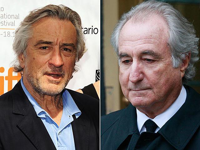 Robert De Niro, Bernie Madoff