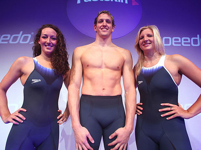 Olympic swimmer Adam Brown, Speedo
