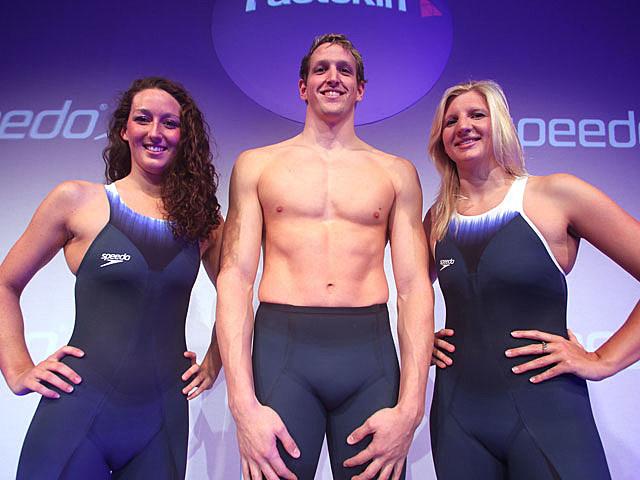 Olympic swimmer Adam Brown, Speedo