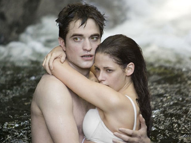 'Twilight Saga: Breaking Dawn - Part 1'