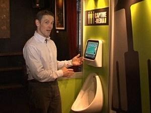 urinal game
