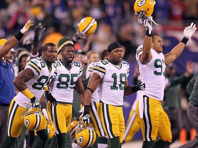 Green Bay Packers win