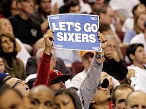76ers fans