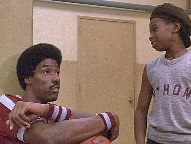 Julius Erving as Moses Guthrie