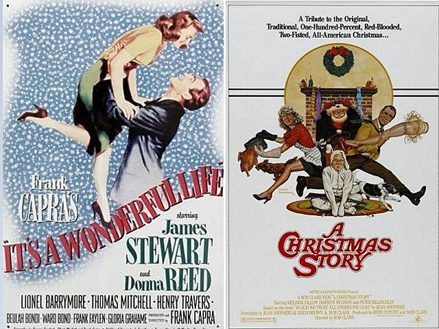 It's A Wonderful Life A Christmas Story posters