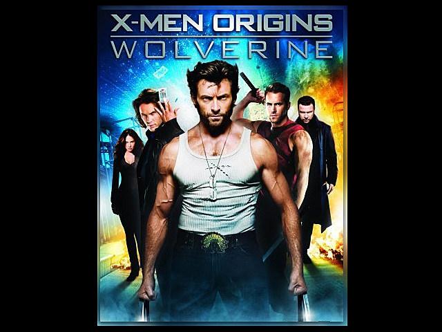 X-Men Origins: Wolverine artwork