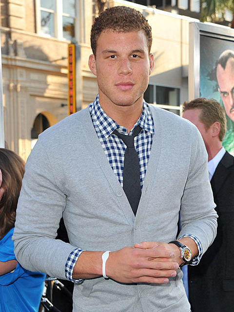 LA Clippers Star Blake Griffin — Hunk of the Day [PICTURES ...