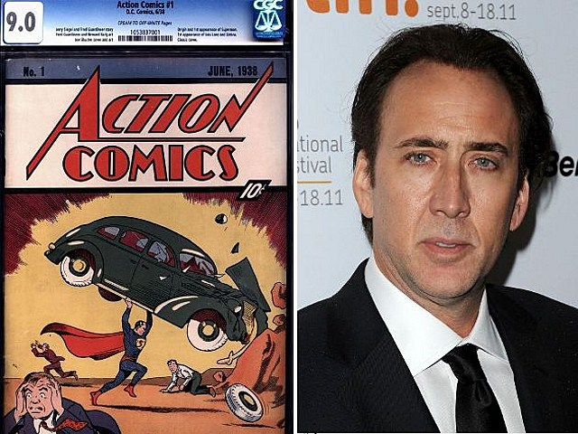 cage action comics 1