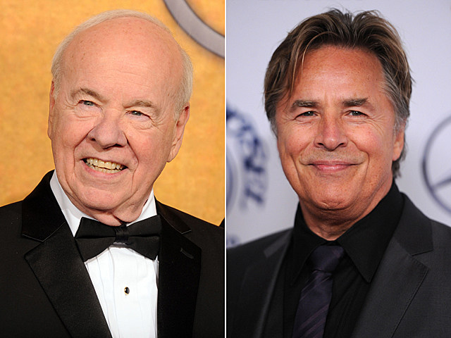 Tim Conway, Don Johnson