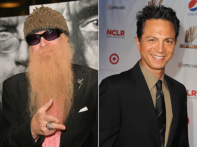 Billy Gibbons, Benjamin Bratt